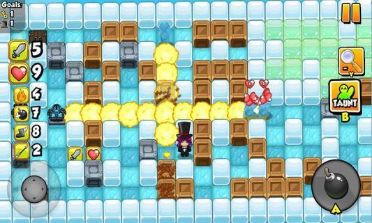炸弹伙伴游戏截图4