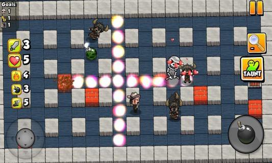 炸弹伙伴游戏截图3