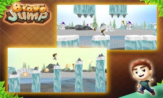 跳跳勇者游戏截图2