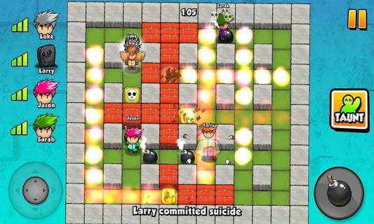 炸弹伙伴游戏截图2