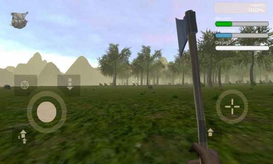 迷失无人岛游戏截图2