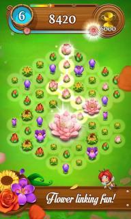 绽放花朵传奇游戏截图5