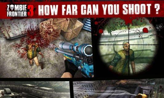 僵尸前线3游戏截图2