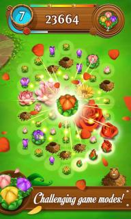 绽放花朵传奇游戏截图2