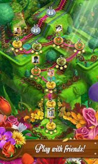 绽放花朵传奇游戏截图3