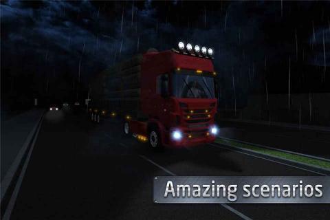 欧洲卡车司机游戏截图5