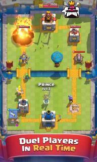 部落冲突皇室战争游戏截图2
