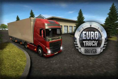 欧洲卡车司机游戏截图1