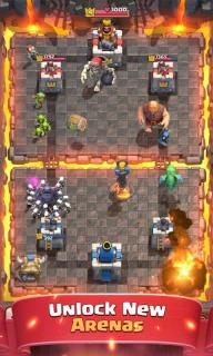 部落冲突皇室战争游戏截图3
