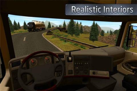欧洲卡车司机游戏截图2