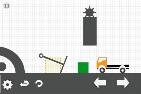 烧脑物理卡车游戏截图3