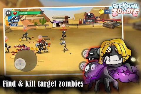 火柴人战士史诗般的战斗游戏截图5