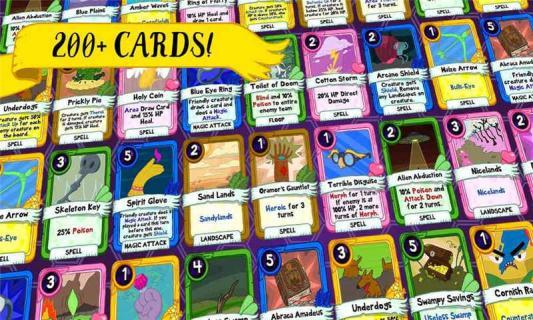 卡牌战争王国游戏截图5