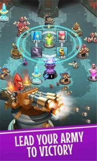 守卫城堡游戏截图3