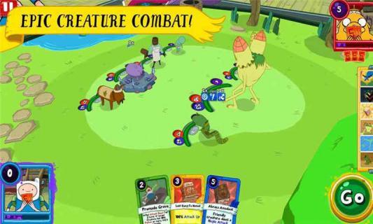 卡牌战争王国游戏截图3