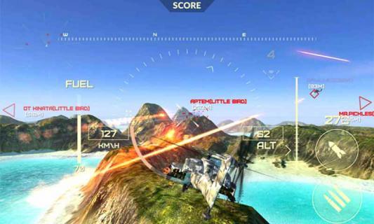 世界级武装直升机游戏截图2