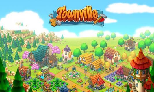 小镇农场游戏截图1