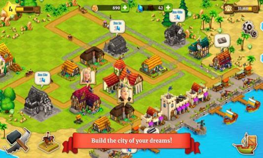 小镇农场游戏截图3