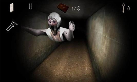 兰德里纳河的地下室2游戏截图2