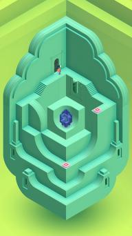 纪念碑谷2游戏截图4