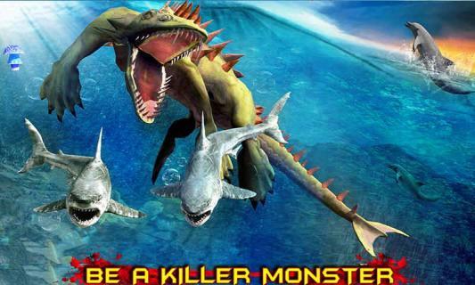 深海远古巨兽游戏截图3