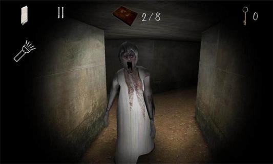 兰德里纳河的地下室2游戏截图3