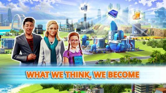迷你大城市2游戏截图5
