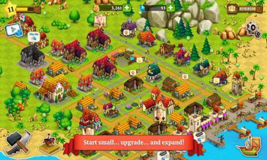 小镇农场游戏截图2