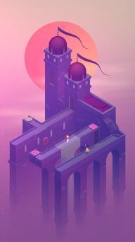 纪念碑谷2游戏截图5