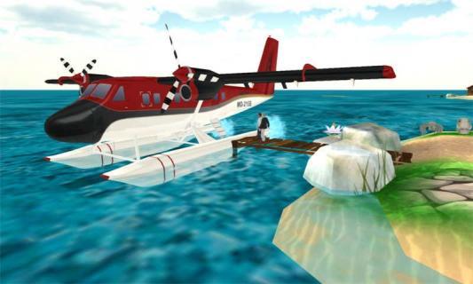 海上模拟飞行安卓版截图
