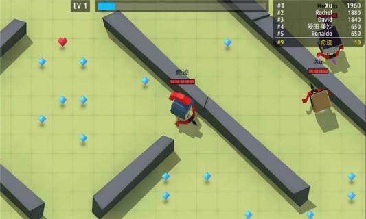 弓箭手大作战游戏截图4