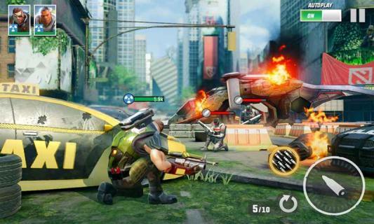 英雄猎手游戏截图2