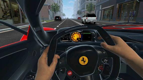 超车小能手游戏截图4
