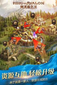 阿瓦隆之王游戏截图4