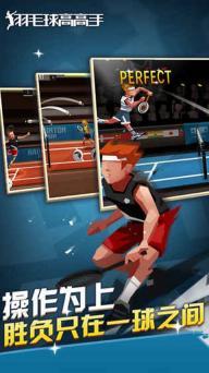 羽毛球高高手游戏截图3