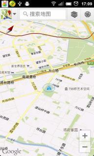 谷歌地图软件截图4