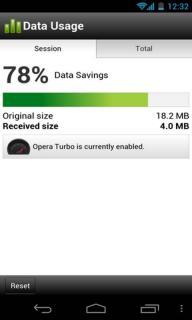 Opera Mobile软件截图2