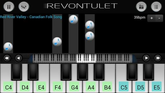 完美钢琴软件截图2