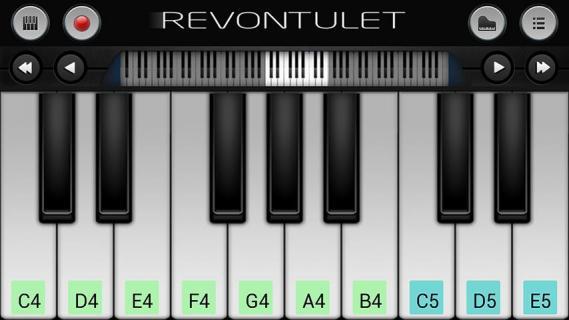 完美钢琴软件截图3
