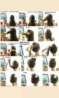 女孩的时尚发型软件截图4