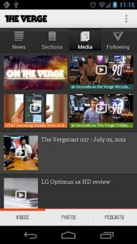 The Verge软件截图5