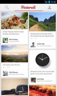 Pinterest软件截图1