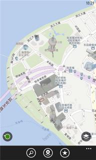 HERE地图软件截图2