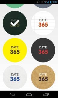 365倒计日安卓版截图