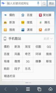 3G浏览器软件截图3