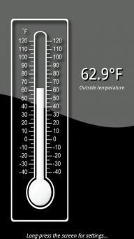 温度计软件截图1