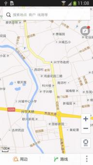 老虎地图软件截图2