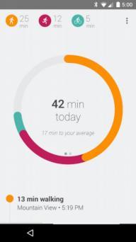 Google健身软件截图1
