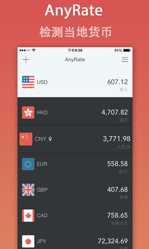 AnyRate软件截图3